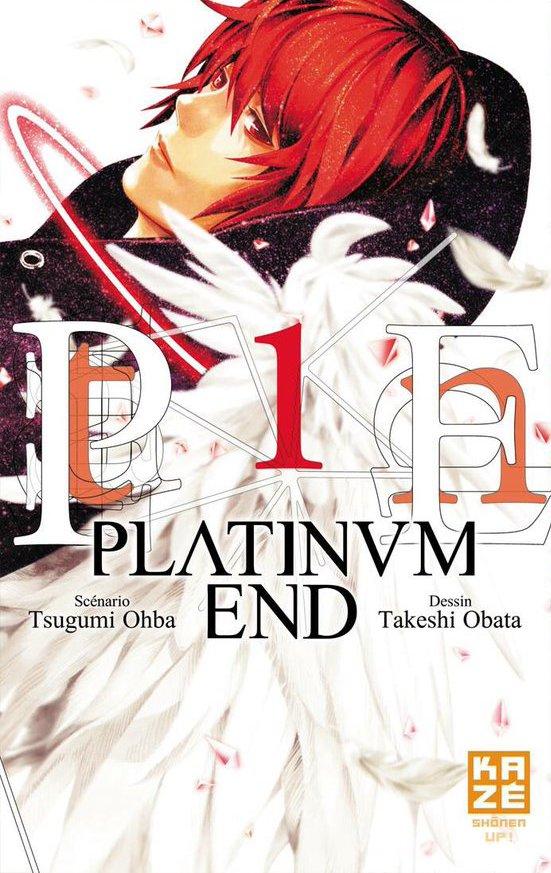 Platinum End - Tome 1