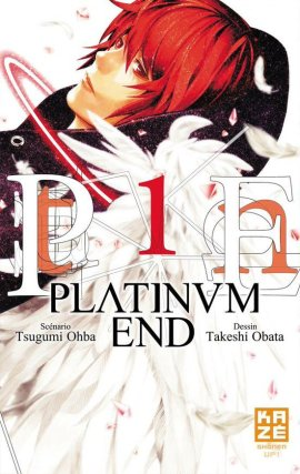 Platinum End - Tome 1