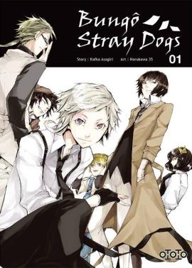 Bungô Stray Dogs
